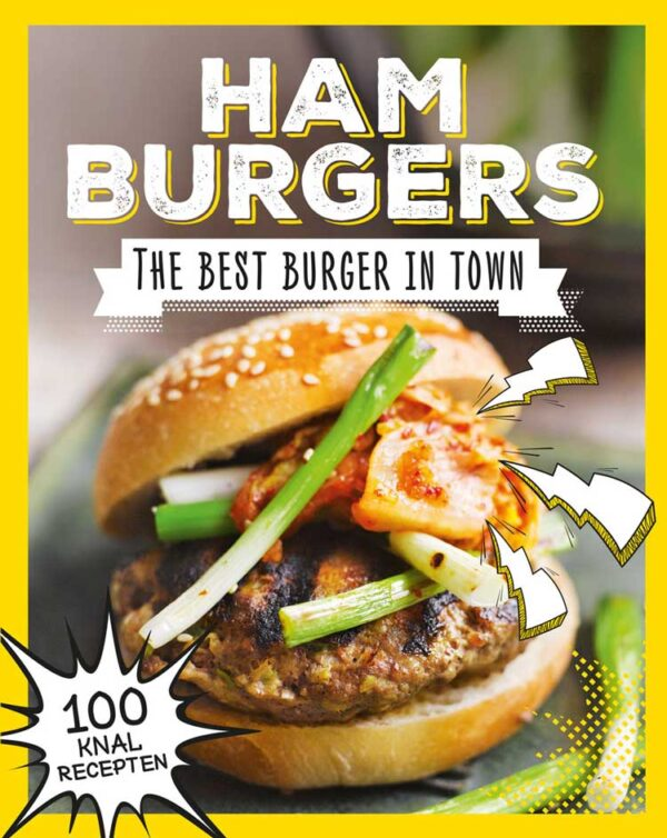 Hamburgers The Best Burger In Town